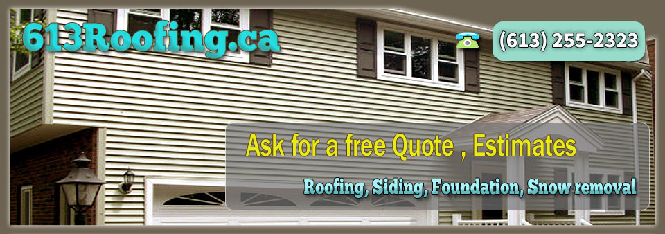 Local Ottawa Roofers Roofing Contractors And Companies